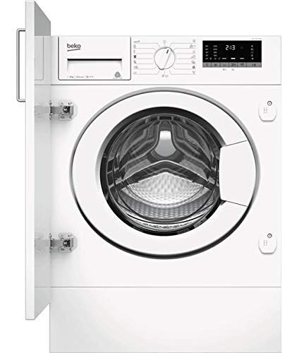 Beko WITV 8612 XW0 lavadora Integrado Carga frontal Blanco 8 kg 1200 RPM A+++