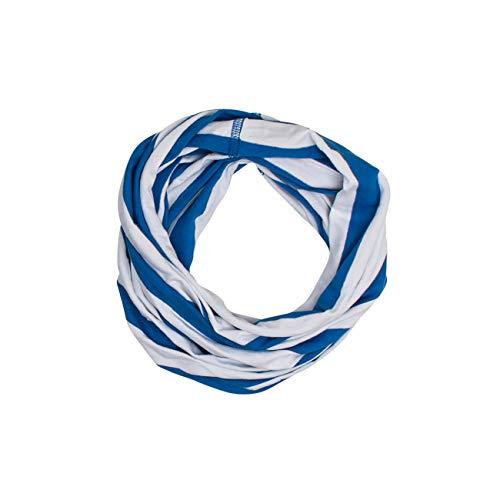Salt & Pepper Jungen 03125132 Schal, Blau (Strong Blue 483), One Size (Herstellergröße: STCK.)