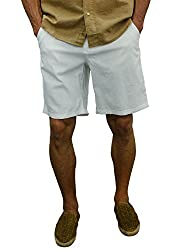 linen 4th anniversary gifts for men - linen shorts