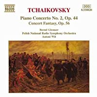 Tchaikovsky: Piano Concerto No. 2; Concert Fantasy (1996-12-13)