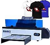 DTF L1800 Printer T-Shirt Printing Machine for Dark/Light T-Shirt Hoodies Garment Onesies Pants-DHL Shipping