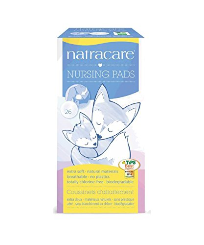 Lowest Price! Natracare Nursing Pads - 26 Count - 12 Box Value Pack