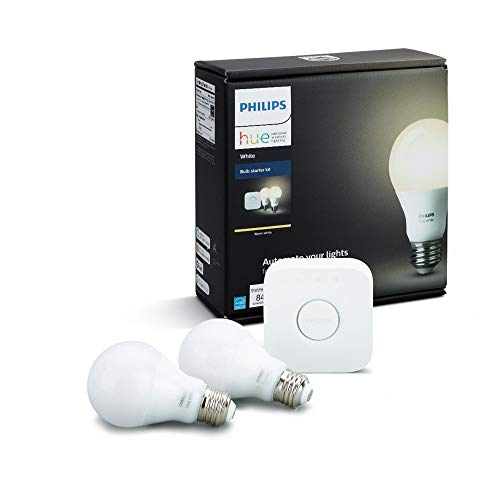 Philips Hue White A19 E27 60 W...