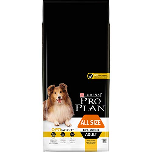 Purina ProPlan All Size Light/Sterilised pienso para Perro Adulto Pollo 14 Kg