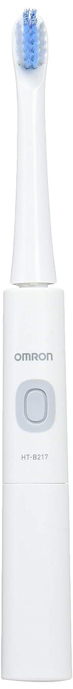 成熟した市民旋律的オムロン 音波式電動歯ブラシ HT-B217-W HT-B217-W