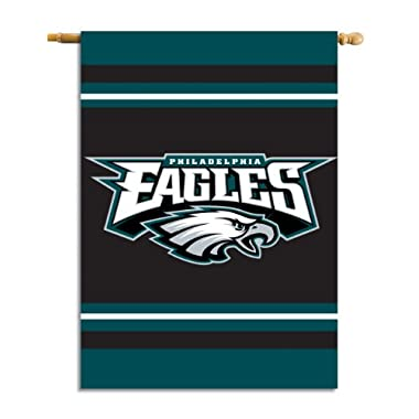 NFL Philadelphia Eagles 2-Sided 28-by-40-Inch House Banner