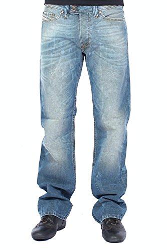 Diesel Viker-R-Box 008QK Herren Jeans Blau