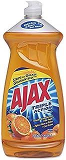Ajax Triple Action Dish Liquid-Orange (28 oz Pack of 2)