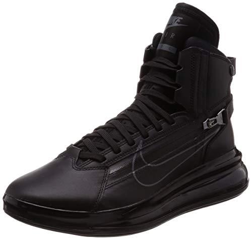 Price comparison product image Nike Air Max 720 Satrn Mens Ao2110-001 Size 11 Black / Dark Grey