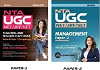 ARIHANT UGC NET MANAGEMENT WITH UGC PAPER 1 IN ENGLISH 2019