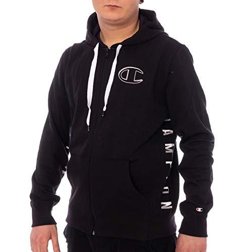 Champion Sweatjacke Hooded Full Zip Größe: M Farbe: KK001