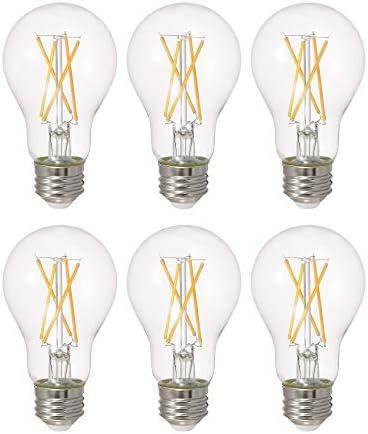 LEDVANCE 40805 Soft White SYLVANIA LED A19 Natural Light Series 40W Equivalent Efficient 5 5W product image