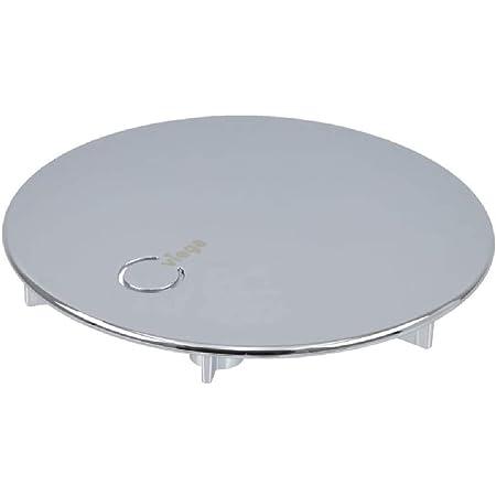 Viega Tempoplex 649982 - Tapa para desagüe de ducha o bañera, modelo 6964.0, de 115 mm