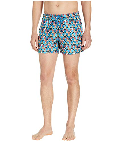 Happy Socks Men's Hexagon Swim Shorts