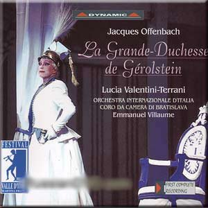 Offenbach - La Grande-Duchesse De Gerolstein - Emmanuel Villaume (2 CD Set) (CD)