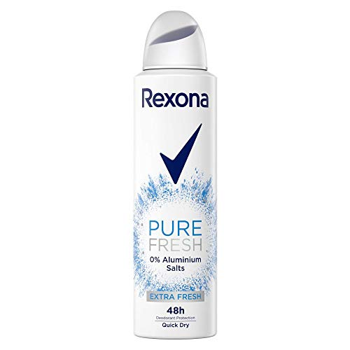 Rexona Deospray Pure Fresh ohne Aluminiumsalze 150 ml