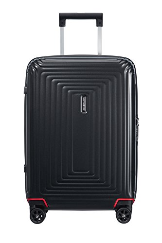 Samsonite Neopulse - Spinner S (Ancho: 23 cm) Maleta, 55 cm, 44 L, Negro (Matte Black)