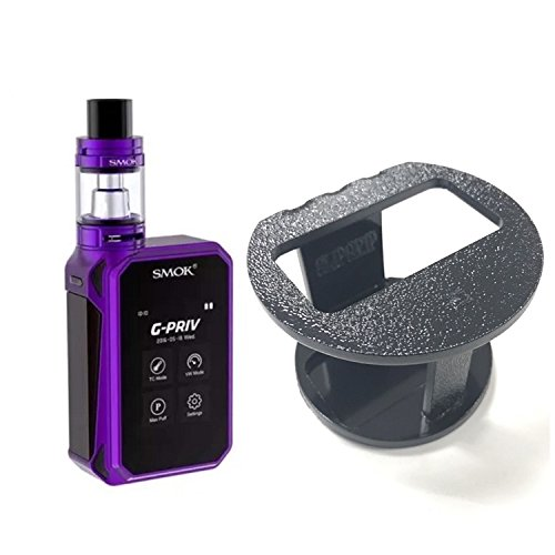 SlipGrip Car Cup Holder for e-Cigarette for SMOK G-Priv 220W Touch Screen Mod