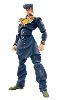 Medicos JoJo s Bizarre Adventure  Part 4--Diamond is Unbreakable  Josuke Higashikata Super Action Statue  Released