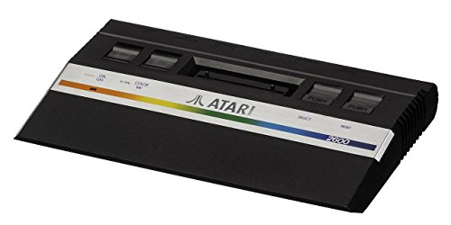 Atari 2600 Jr. Video Game Console System