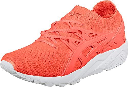 Asics Tiger Gel-Kayano Trainer Knit Damen-Sneaker H7N6N-7676 Peach/Peach Gr. 40 (US 8.5)