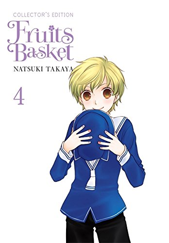 Compare Textbook Prices for Fruits Basket Collector's Edition, Vol. 4 Fruits Basket Collector's Edition 4 Illustrated Edition ISBN 9780316360654 by Takaya, Natsuki