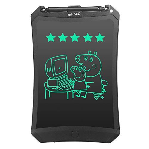 Preisvergleich Produktbild Lzour Robot Pad 8.5 Zoll LCD-Schreitablet mit hellhörigem Schreiben und Sperren zur Verhinderung von Unfallablöschung Office Klass Home Doodle Drawing Gifts für Kinder und Erwachsene