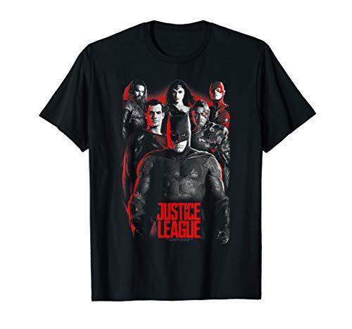Justice League Movie The League T Shirt