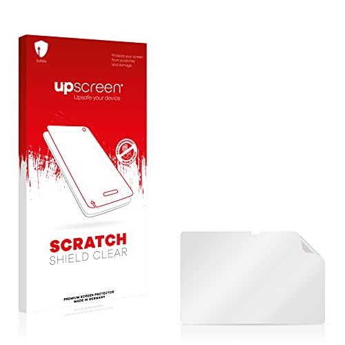 upscreen Protector Pantalla Compatible con Samsung Galaxy Tab S7 FE (Formato Apaisado) Película Protectora – Transparente, Anti-Huellas