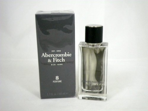 Perfume 8 By Abercrombie & Fitch for Women 1.7 Oz