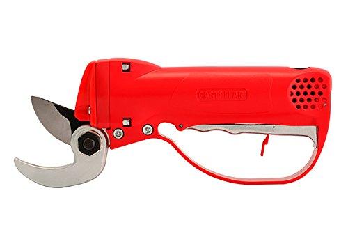 Castellari C-Air Ciseaux pneumatiques professionnels pour élagage à battement courbé