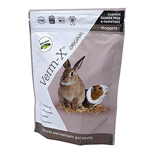 Verm-X Pépites pour Lapins 180 g