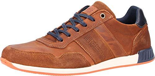 BULLBOXER 850K20030ACGASU40 Herren Sneakers Cognac, EU 43