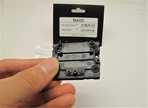 DJI Mavic Pro Gimbal Vibrationen absorbieren Board