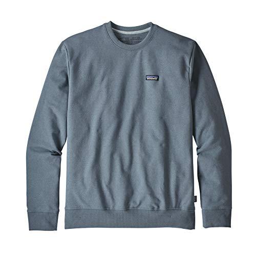 Patagonia M's P-6 Label Uprisal Crew Langarm-Sweatshirt für Herren XS blau (Classic Navy)