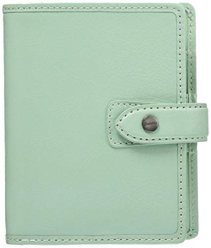 Filofax Pocket Zeitplansystem Malden duck egg