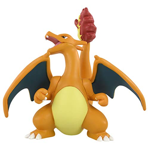 TAKARA TOMY Pokemon Monster Collection Moncolle MS-15 Charizard Dracaufeu Glurak
