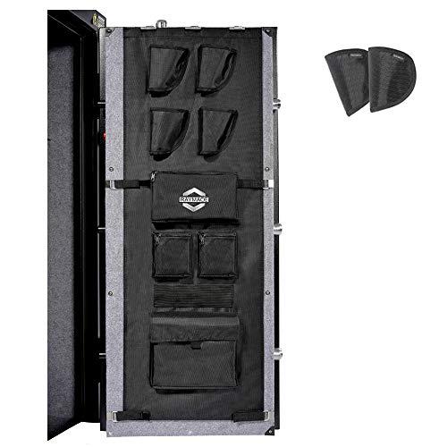 Raymace Gun Safe Door Panel Organizer 16 1/2W-19...