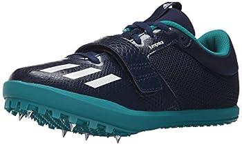 adidas Performance Women s Jumpstar W Women s Running Shoes,Collegiate Navy/White/Green,12 M US