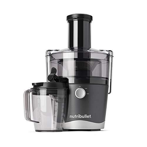 Nutribullet 01515 Centrifugal Juicer, 800 W, Graphite