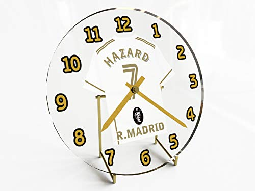 MyShirt123 LA Liga - Spanish Football Shirt Desktop Clocks - Any Name, Any Number, Any Team - Free Personalisation !!