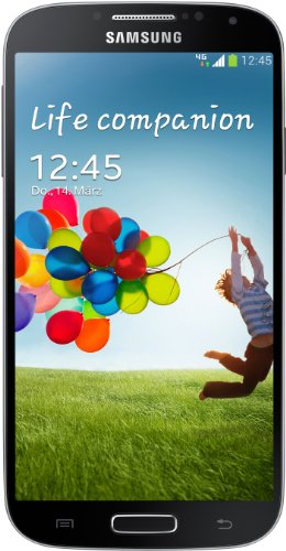 Samsung Galaxy S4 Smartphone, Black Edition [Germania]