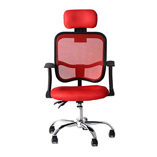 WSDSX Home Office Chair Ergonomic Office Chair Comfort Mesh Back Fully Adjustable Headrest Perfect Office Chair Or Home Office Chair
