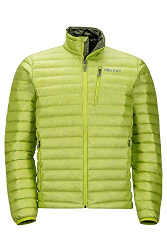 Marmot Men's Quasar Nova Jacket, Bright Lime, Medium