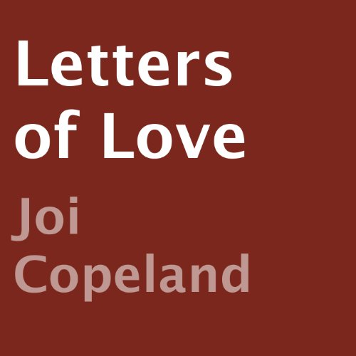 Letters of Love audiobook cover art