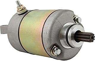 New DB Electrical Starter SCH0081 Compatible with/Replacement for Feishen FA-K550 ATV 12V, Rotation CW, Teeth 9