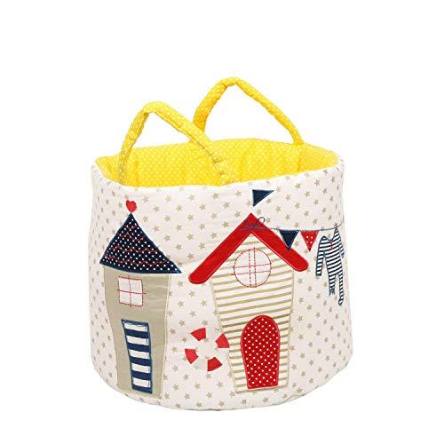Ø35 Maxi Spielzeug-Tasche, Aufbewahrungsbox: STRAND
