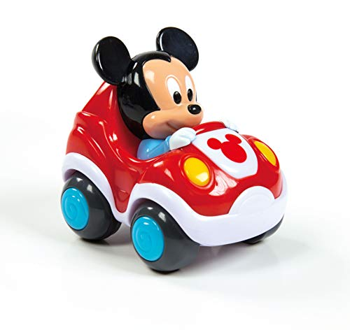 Clementoni 17166 Disney Baby Pull&Go - Macchinine tira e vai, modelli assortiti, 1 pezzo