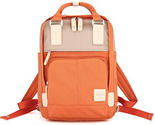 Himawari School Waterproof Backpack 14.9' College Vintage Travel Bag...