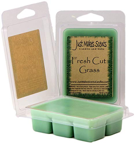 Just Makes Scents 2 Pack - Fresh Cut Grass Scented Blended Soy Wax Melts